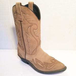 Masterson Women's Leather Western Boots